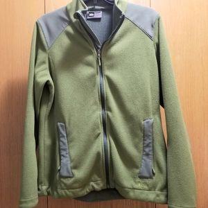 REI Womens Large Fleece Jacket